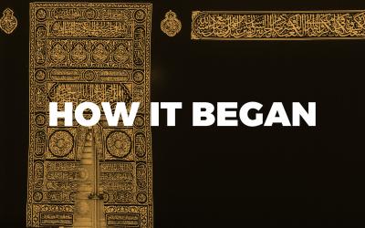 02. How it Began